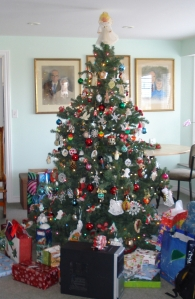 The Tree at Mom and Dad's